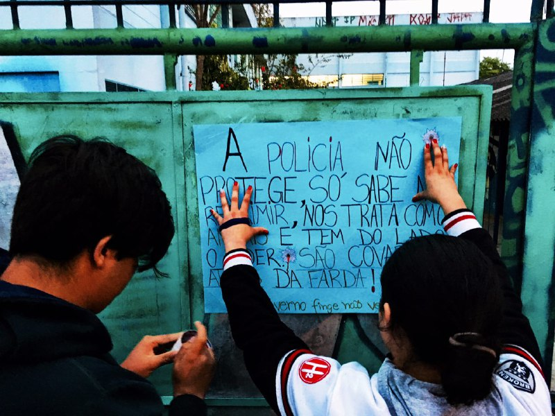 Foto: Sato do Brasil/Jornalistas Livres