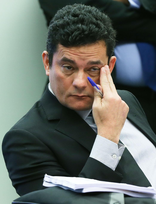 Sergio Moro. Foto Lula Marques/Agência PT