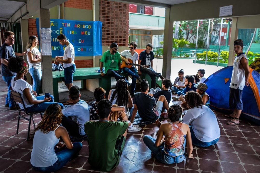 Foto: Maxwell Vilela / Jornalistas Livres