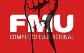 FMU em luta contra destruição do ensino