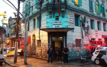 Moradores da Cracolândia sofrem com sítio violento