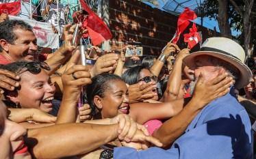 Caravana do Lula por Minas Gerais. Foto: Ricardo Stuckert
