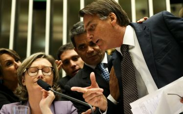 Universidade George Washington cede palanque eleitoral a Bolsonaro