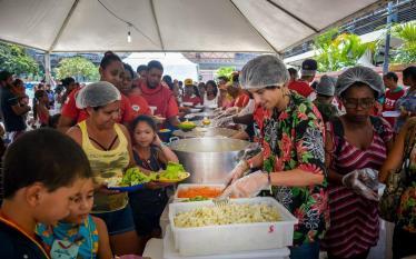 Saúde, trabalho e dignidade para alimentar o mundo