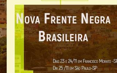 IV Encontro Nacional da Nova Frente Negra Brasileira