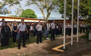 A militarização das escolas públicas no DF e o ataque…