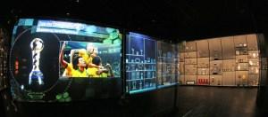 Troféus, fotos, imagens e tecnologia de última geração fazem da visita ao Museu Seleção Brasileira uma experiência surpreendente e interativa.