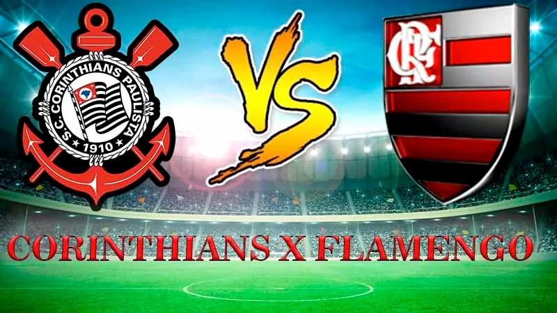 Saiba como onde assistir Corinthians x Flamengo ao vivo nesta Quinta-feira (15/05)/ credito de imagem: Robson Lemes