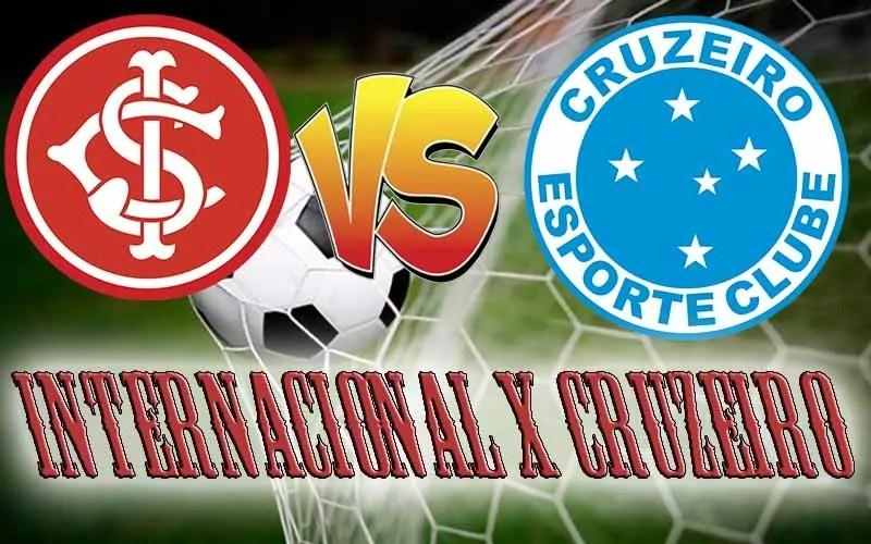 Saiba como onde assistir Internacional x Cruzeiro ao vivo neste domingo (12/05)/ credito de imagem: Robson Lemes