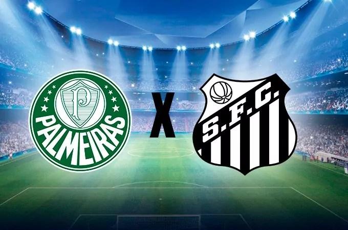 Saiba como onde assistir Palmeiras x Santo ao vivo neste Sábado (18/05)/ Crédito montagem imagem: IGOR