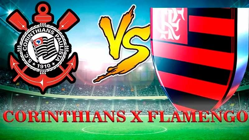Flamengo X Corinthians Ao Vivo Disputam Oitavas De Final