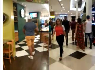 Vídeo : Suposto pastor da Igreja Mundial é pego no fraga com mulher de outro