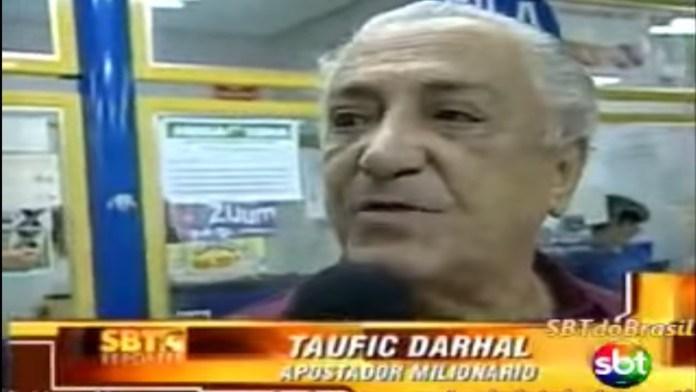 """Segredo de Taufic Darhal é revelado na """"Chave dos Milhões"""""""