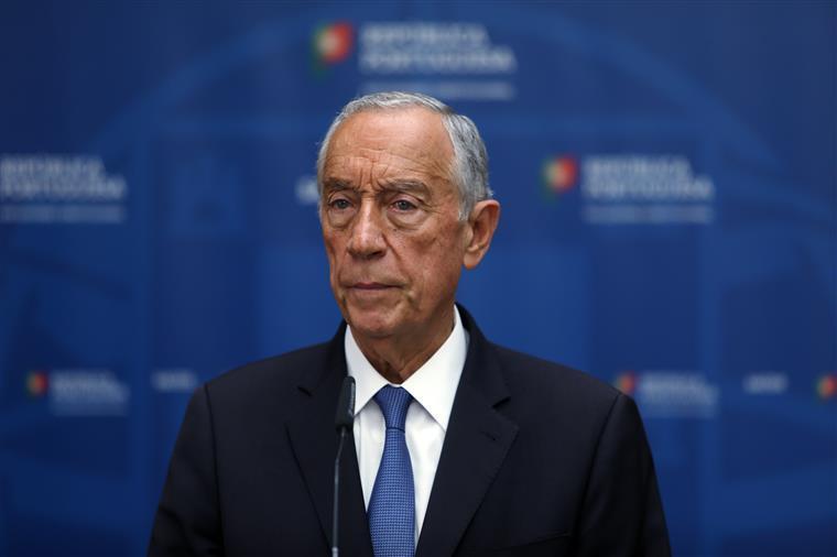 Marcelo propõe estado de emergência entre 09 e 23 de novembro