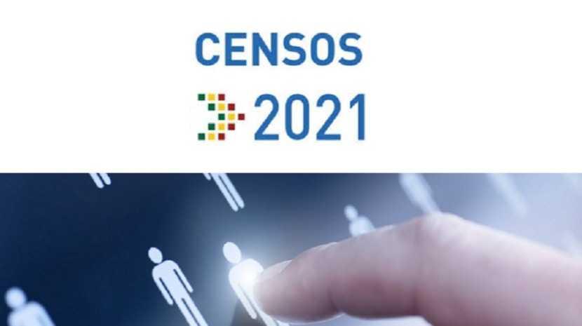 Censos 2021: Recenseamento começa a 5 de Abril