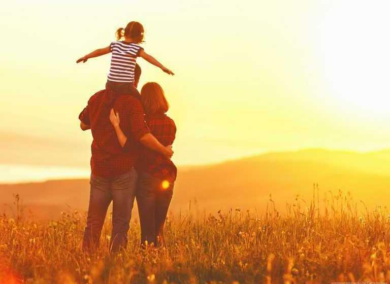Quando um pai vive a sua bela missão!…