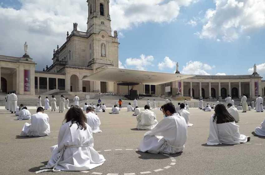 Papa Francisco escreve aos acólitos portugueses