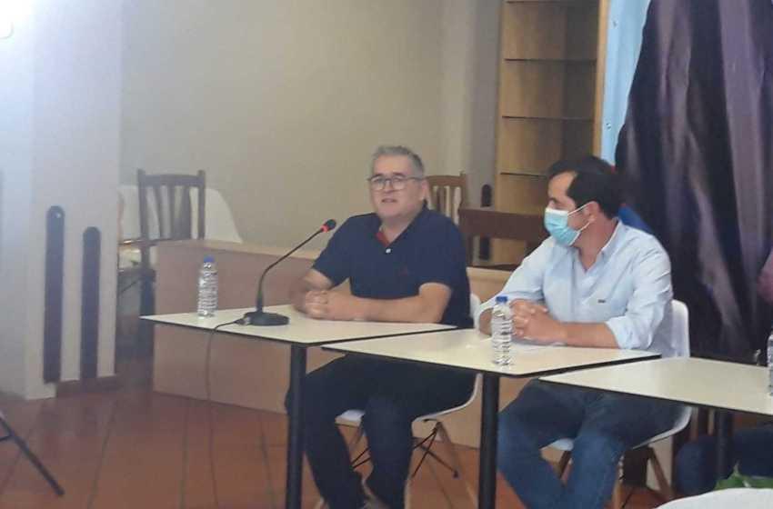 Montes da Senhora: Nuno Fernandes é candidato do PS à Junta de Freguesia