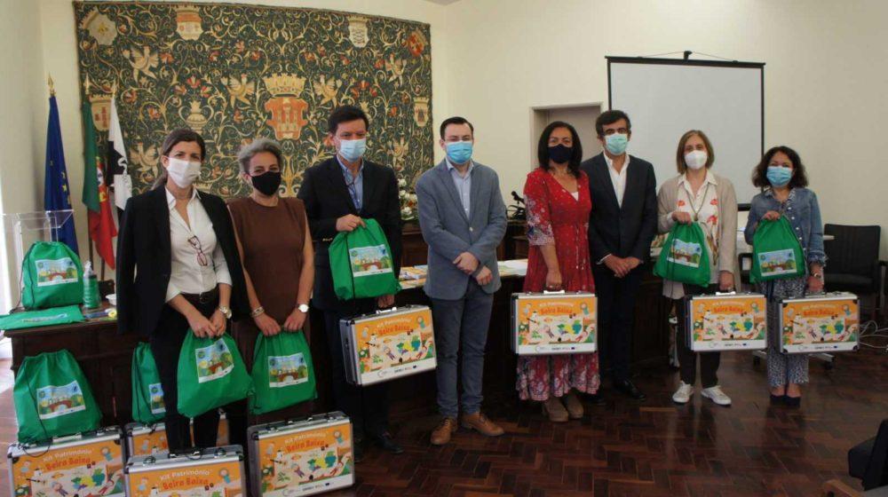 Região: CIMBB entregou Kits Pedagógicos às escolas