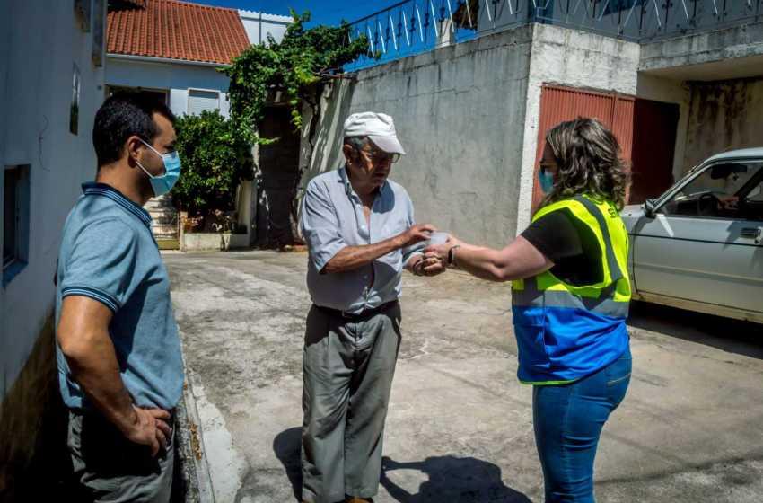 Vila de Rei: Município entregou 1200 lembranças aos avós do concelho