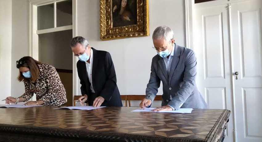 Sertã: protocolo estabelece a recuperação da área envolvente do Seminário das Missões