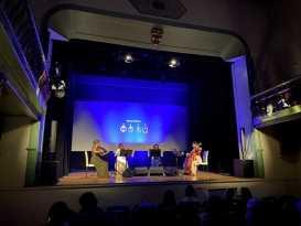 Concerto de Cordas no Cineteatro Tasso