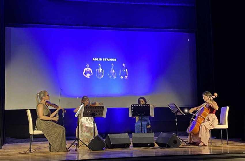 Sertã: Concerto de Cordas no Cineteatro Tasso