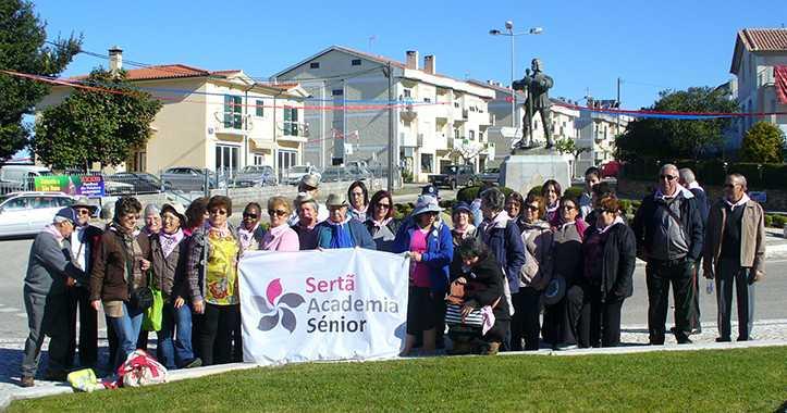 Sertã: Academia Sénior inicia ano letivo a 4 de outubro