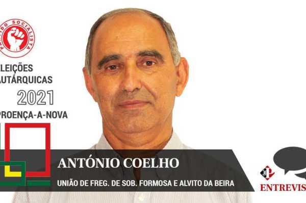 Autárquicas 2021 António Coelho