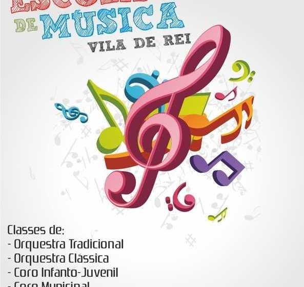 Vila de Rei: Inscrições abertas para a Escola de Música