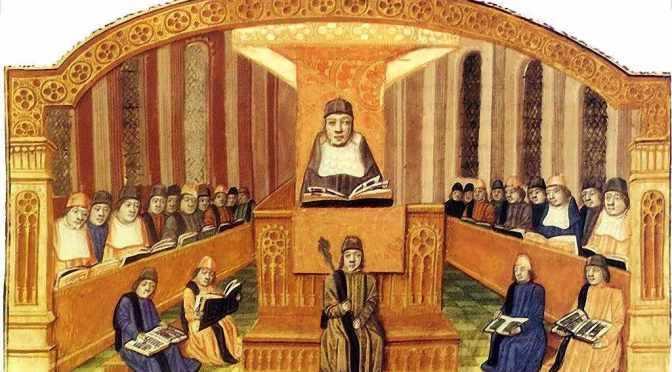 Inverdades sobre a Igreja Católica – 1 – Idade Média