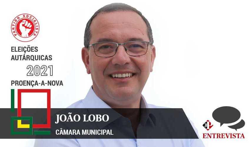 """Autárquicas 2021: João Lobo quer """"continuar a construir o futuro de Proença"""""""