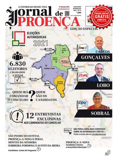 Jornal De Proença - Capa n21
