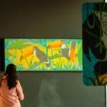 Exposição Cheiro da Mata reúne mais de 25 obras artísticas na Casa de Cultura em Porto Velho