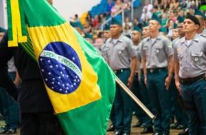 Comandante da PMRO garante empenho do governador na efetivação dos novos policiais militares