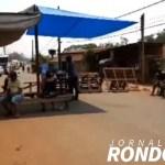 Moradores do bairro Nacional interditam estrada do Belmont -Vídeo