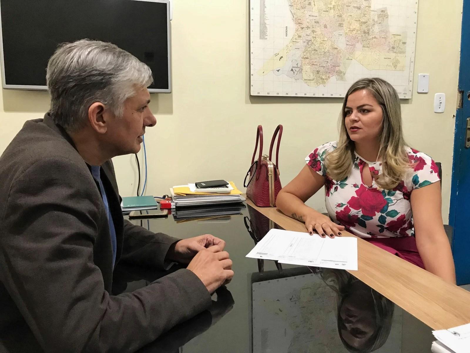 Vereadora Ada Dantas questiona Semtran sobre semáforos apagados em Porto Velho