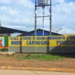 Dupla de adolescentes é detida após roubar alunas da Escola Maria Carmosina