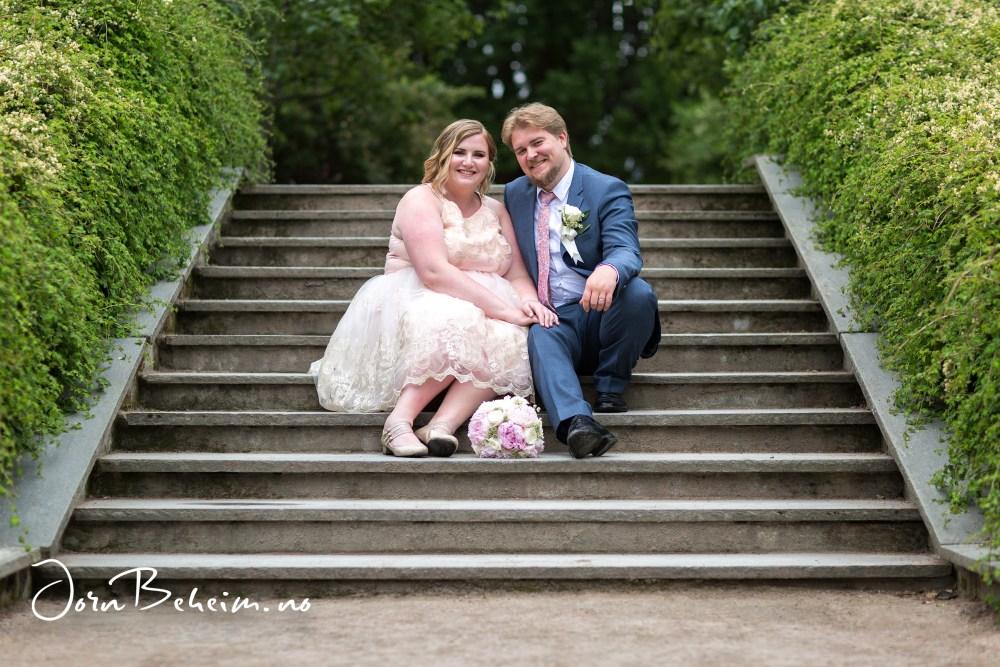Bryllupsfotografering Oslo