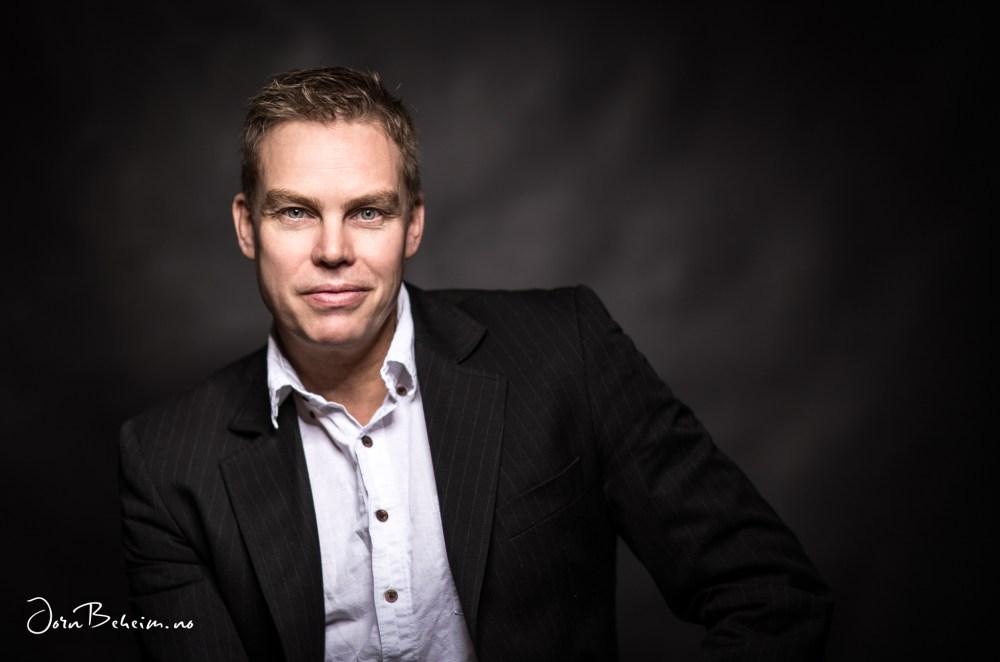 Fotograf Jørn Beheim
