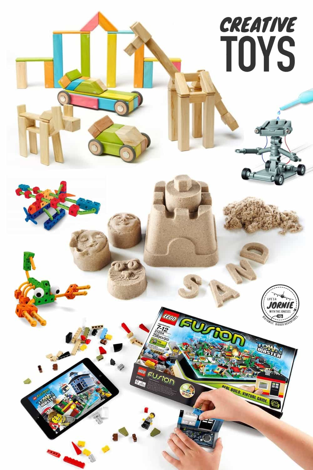 Creative Toys Your Kids Will Fall In Love With