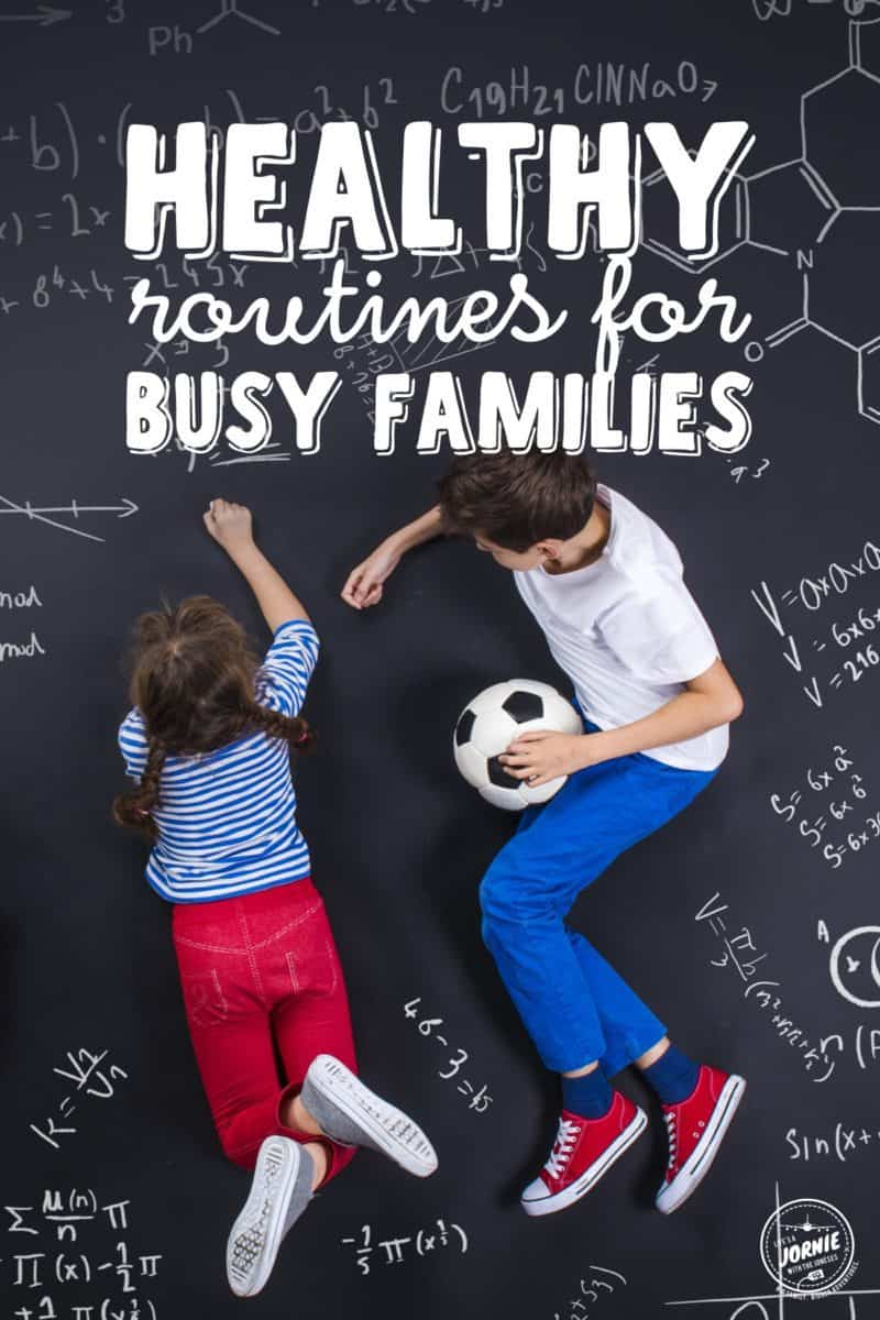 Healthy Routines Featured
