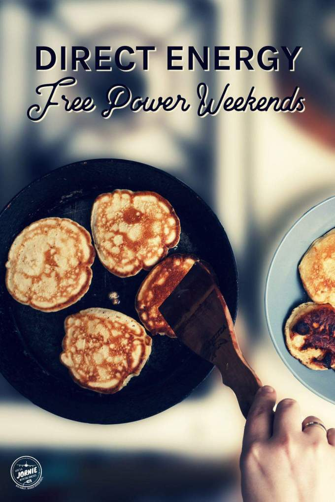 Direct Energy Free Power Weekends
