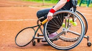 bevorderen rolstoeltennis