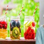 طريقة عمل ديتوكس الماء؛ واهم فوائد مشروب الديتوكس!!