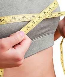 وصفات لتكبير حجم الثدى