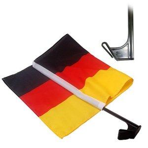 Fanartikel Autofahne Nationalflagge
