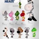 Werbeartikel Plüschtiere Big Heads