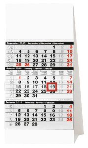 JosA Werbeartikel Tischkalender