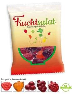 Haribo Fruitmania Berry mit Werbeaufdruck
